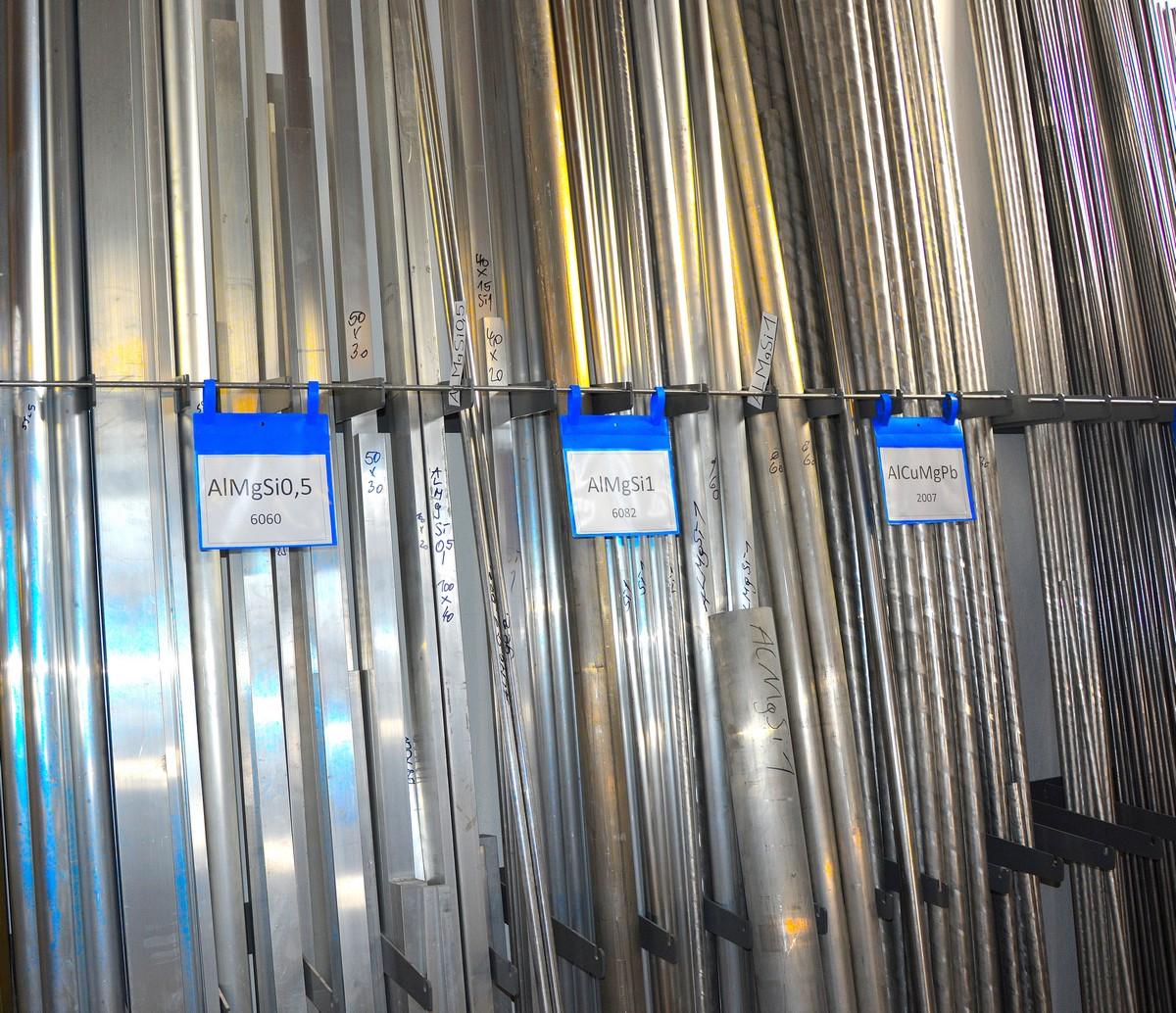 Aluminium bei IMT-C in Oberösterreich