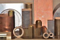 Metall Halbzeuge - Kupfer