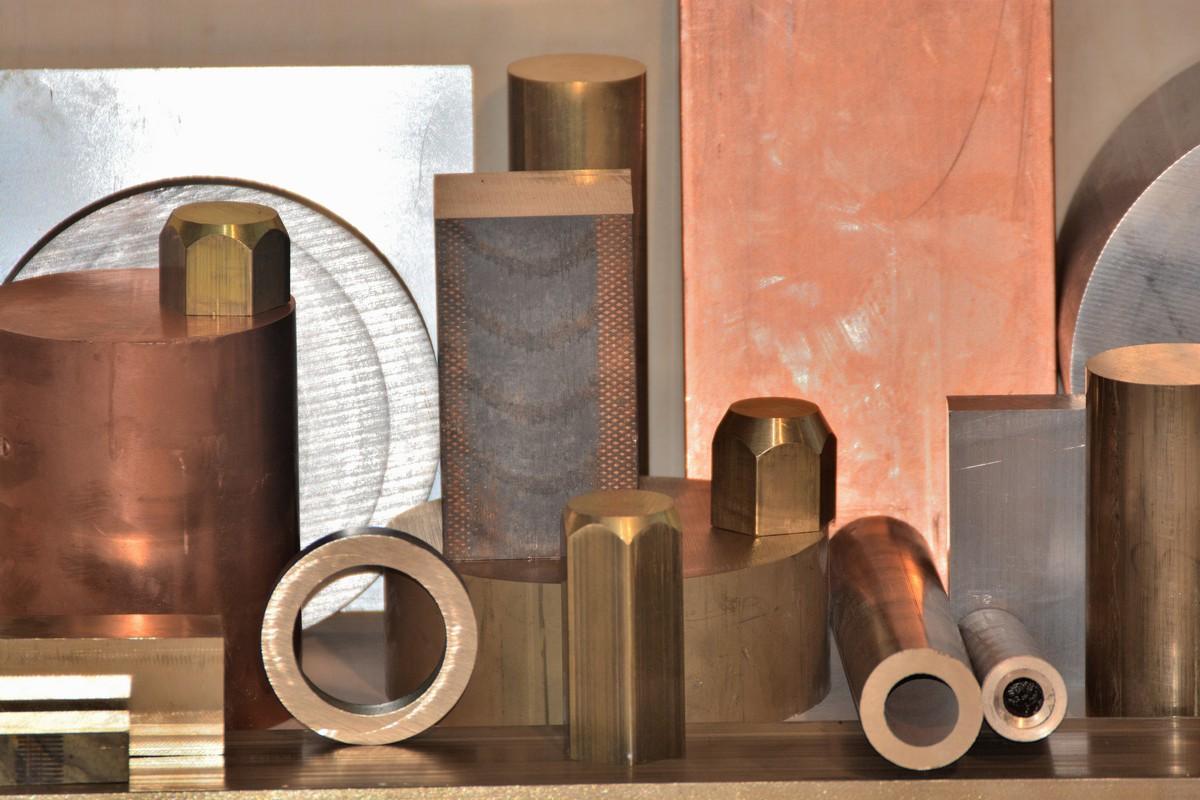 Kupferlegierungen bei IMT-C in Oberösterreich